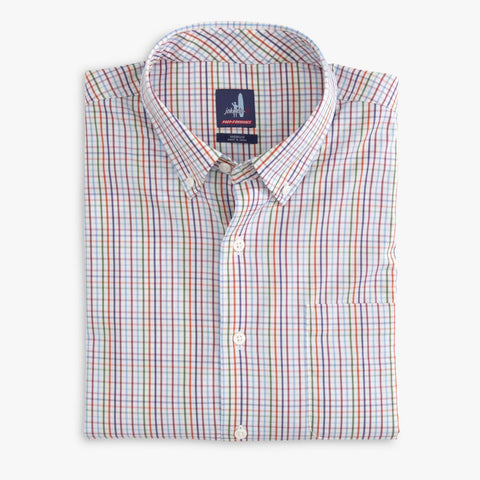 Johnnie-O Arbor Prep-formance Button Down Shirt