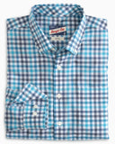 "Caiden ""Hangin' Out"" Button Down Shirt – Johnnie-O"