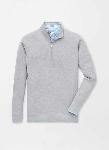 Crown Comfort Quarter-Zip — Peter Millar