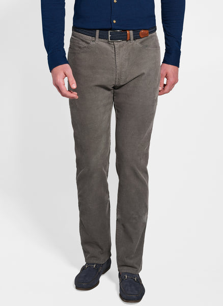 Peter Millar Soft Corduroy Five Pocket Pant