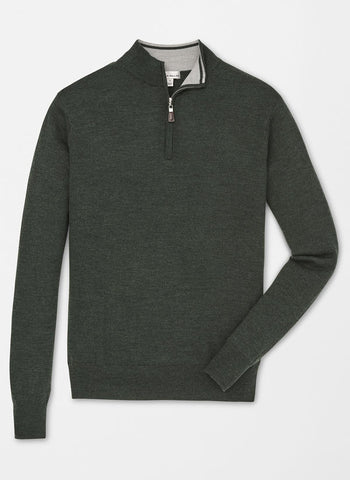 Peter Millar Crown Soft Quarter Zip Sweater