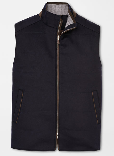 Peter Millar Crown Fleece Darien Vest