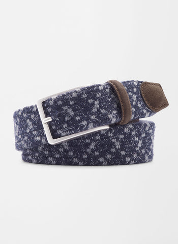 Flannel Diamond Belt — Peter Millar