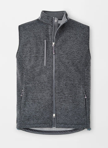 Legacy Wind Fleece Vest — Peter Millar