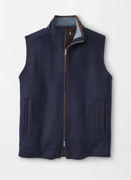 Peter Millar Crown Flex-Fleece Vest