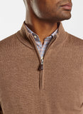 Crown Soft Merino-Silk Quarter-Zip – Peter Millar