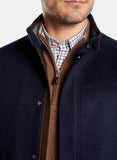 Crown Flex-Fleece Bomber – Peter Millar