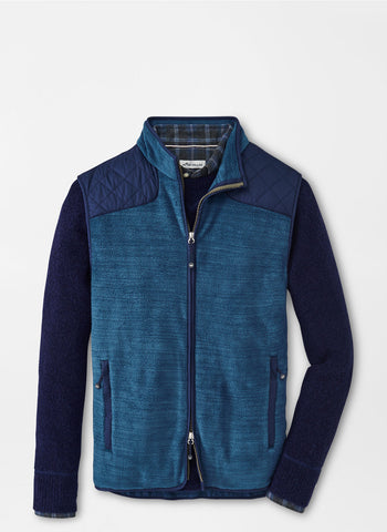 Sherpa Fleece Vest – Peter Millar