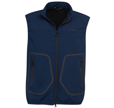 Livingstone Fleece Gilet — Barbour