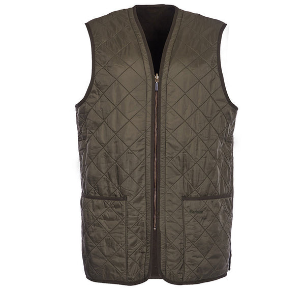 Barbour Polarquilt Vest / Zip-In Liner
