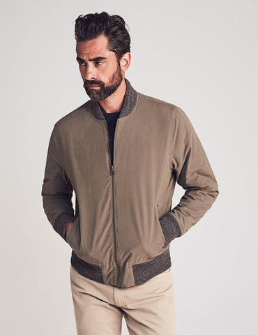 Reversible Surplus Bomber — Faherty