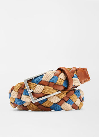 Summer Jean Braided Belt — Peter Millar