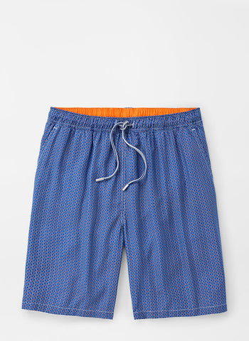 Low Tide Lattice Swim Trunk – Peter Millar