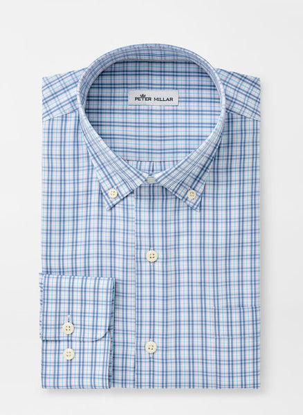 Crown Soft Lambert Sport Shirt — Peter Millar