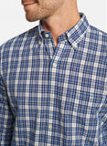 Bondi Cotton-Linen Sport Shirt — Peter Millar