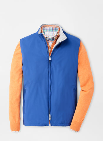 Crown Soft Reversible Vest — Peter Millar