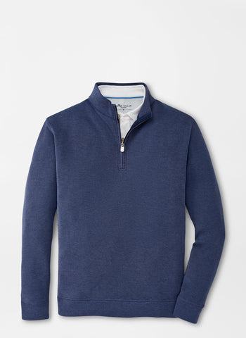 Crown Comfort Birdseye Quarter-Zip – Peter Millar
