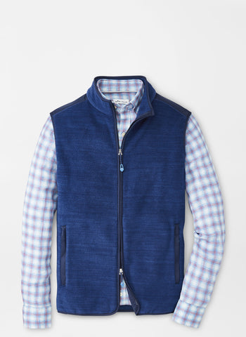 Seaside Fleece Vest – Peter Millar