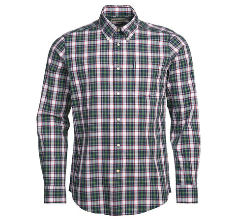 Highland Check 8 Tailored Shirt – Barbour
