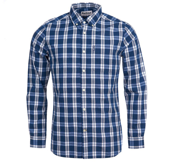 Indigo 8 Tailored Shirt — Barbour