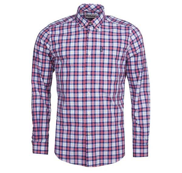 Highland Check 28 Tailored Shirt — Barbour