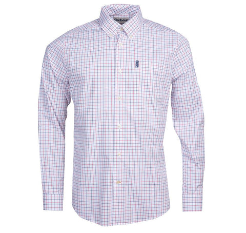 Tattersall 16 Tailored Shirt — Barbour