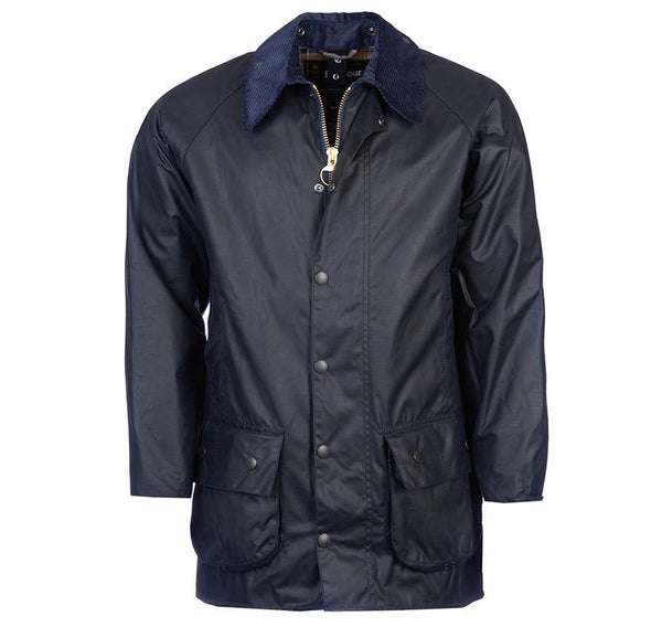 Beaufort Wax Jacket — Barbour