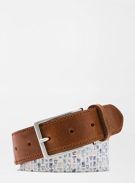 Cocktails Belt – Peter Millar