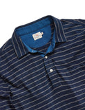 Long-Sleeve Indigo Polo – Faherty