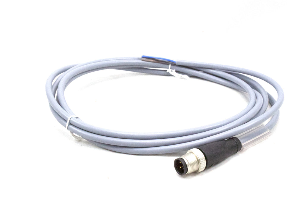 2 Meter NANO Cordset; Straight Connection; PVC; 4 PIN