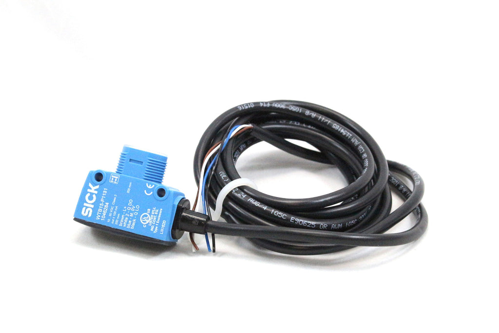 Photo Electric Proximity Sensor, Background Suppression, PNP, 4-Wire