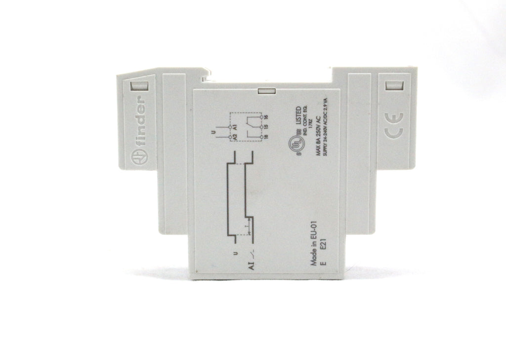 On-Delay Timing Relay; 12-24 VDC