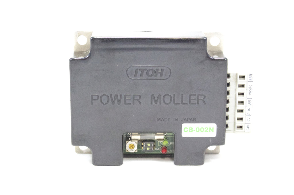 Low Current Roller Drive Card;  24VDC; NPN Run Signal.