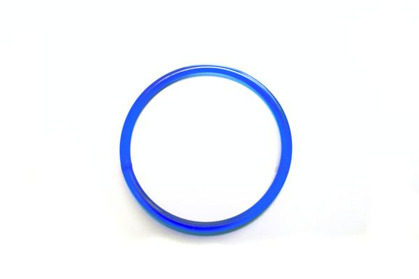 HT BLUE OBANDS, 2IN C-C, 3/16IN X 7.10IN, 85A HT BLUE