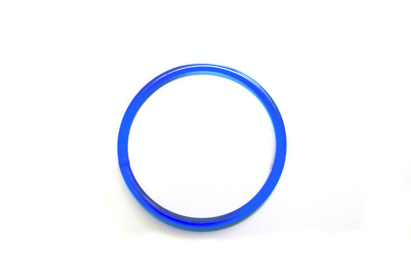HT BLUE OBANDS, 1/4 x 9.70IN 85A HT BLUE