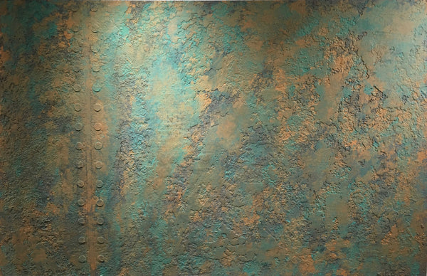 Copper Verdigris