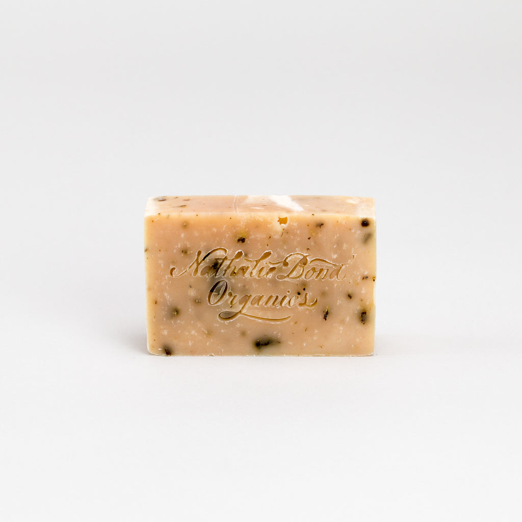 Soap Block (Rose) by Nathalie Bond Organics | Natural Organic Skincare at Labrador