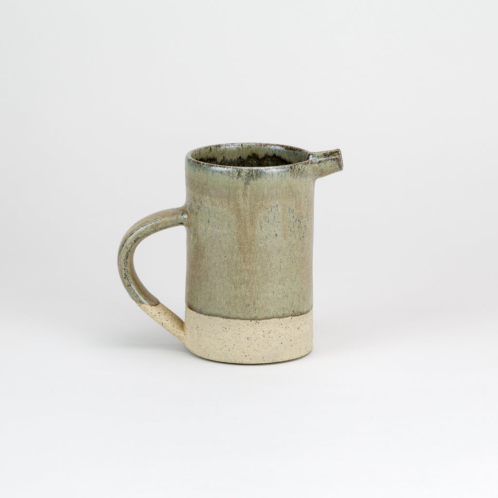 Slate Brut Jug by Pottery West | Handmade Functional Studio Ceramics at Labrador