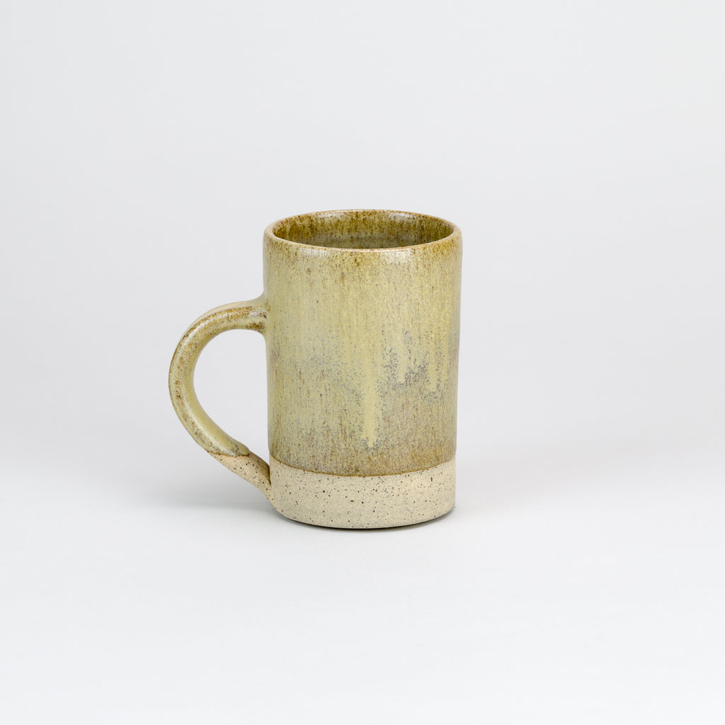Gold Brut Mug by Pottery West | Handmade Functional Ceramics at Labrador