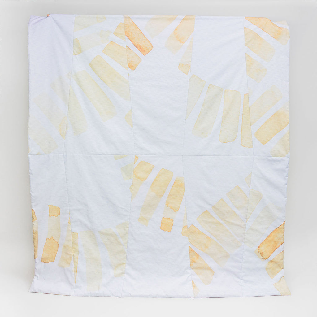 Limited Edition Quilt by Artist Natalie Finnemore | Textiles for the home at Labrador