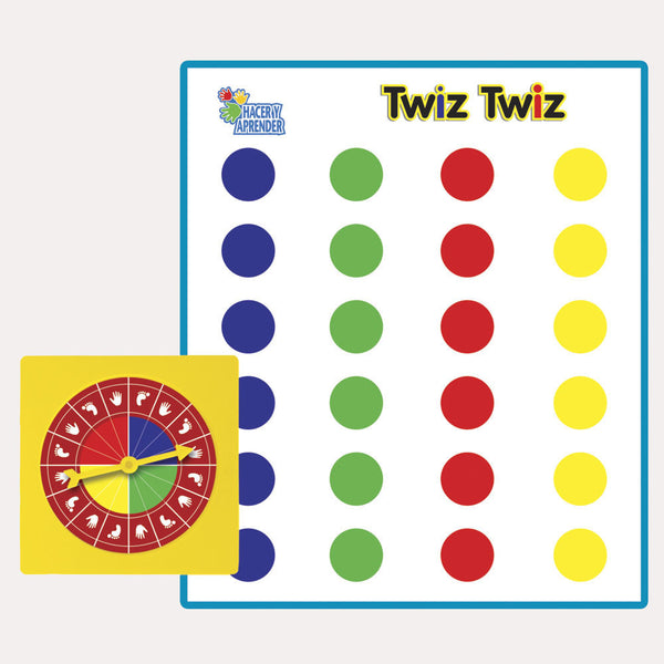9001 Tapete Educativo Twiz Twiz