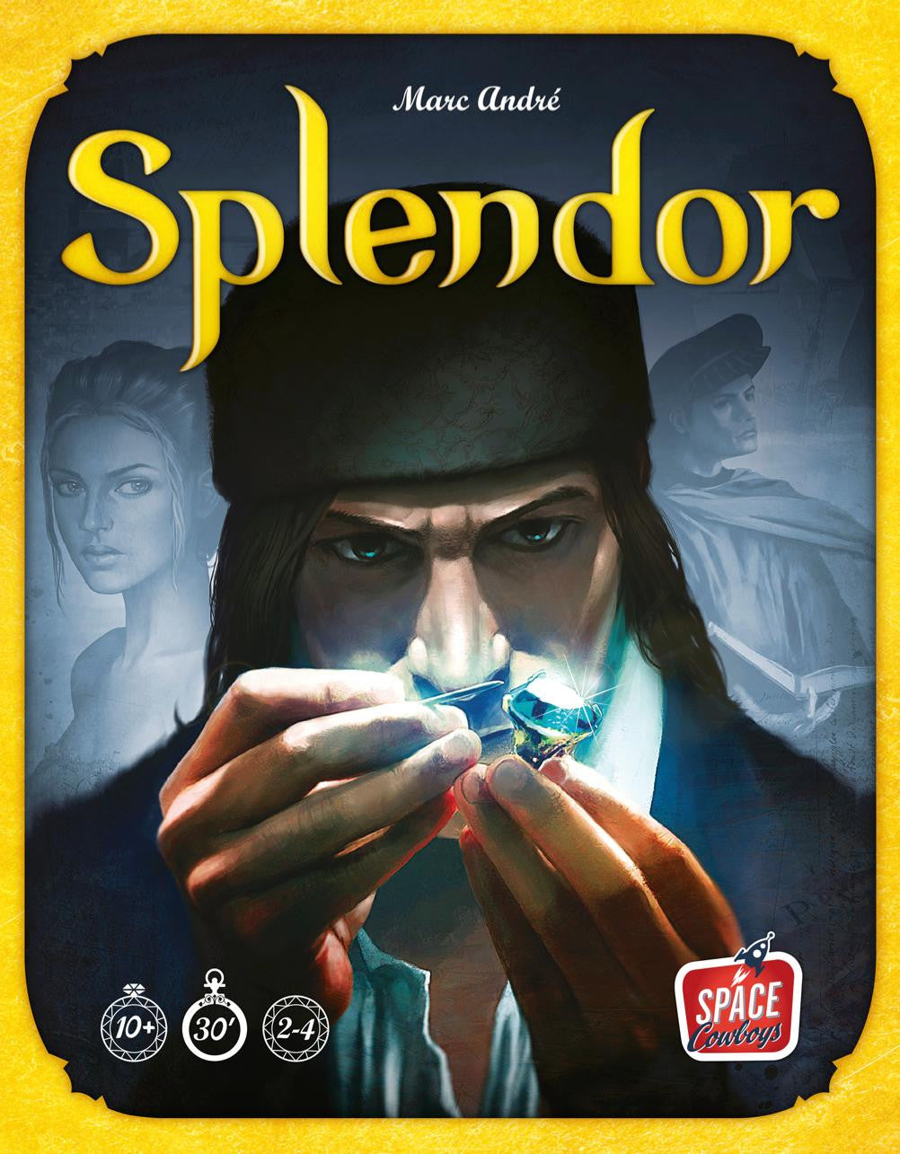 Splendor is actually one of my favorite games to teach!