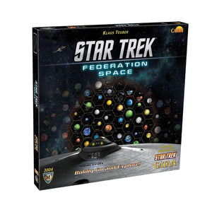 Catan Star Trek Federation Space