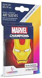 Gamegenic Marvel Art Sleeves - Iron Man