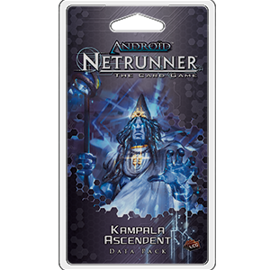 Android Netrunner LCG: Kampala Ascendent Data Pack