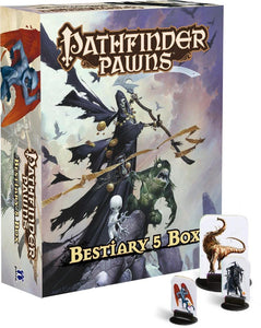 Pathfinder pawns Bestiary 4 box