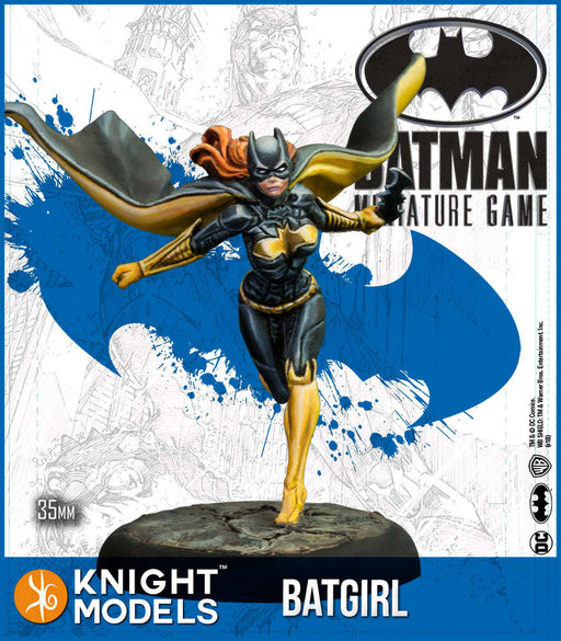 Batman Miniature Game Batgirl