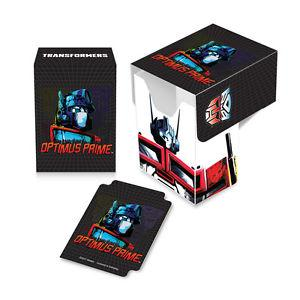 Ultra Pro Transformers Optimus Prime Deck Box