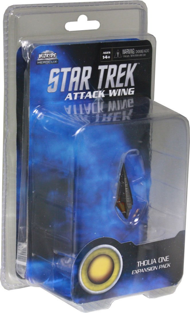 Star Trek Attack Wing: Wave 12 Tholian Starship Expansion Pack