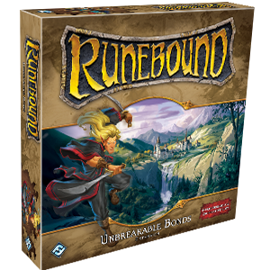 Runebound Unbreakable Bonds Expansion